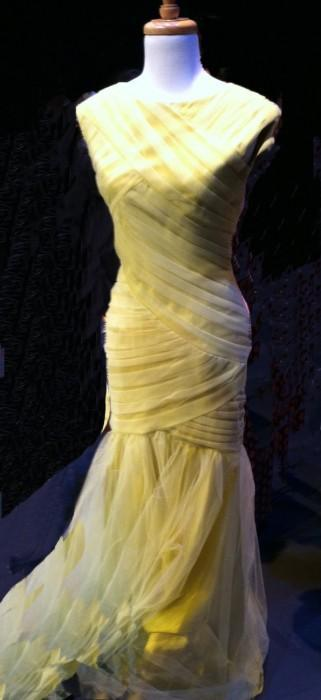 yellow couture 321x700 22 Days of Gratitude: Talking Kids and Creativity with Christian Siriano!