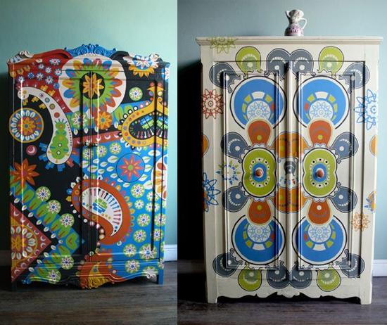 art piece casa sugar 5 Family Friendly Ways to Re Purpose an Armoire