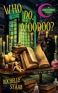 Review:  Who Do, Voodoo? by Rochelle Staab