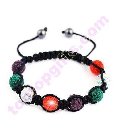 How to make a custom Shamballa Bracelets Necklace