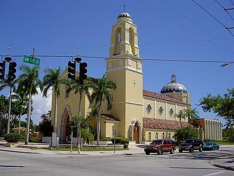 English courses in Miami: Cathedral of Saint Mary