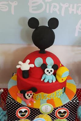 Image Result For Design Cake Mickey Mouse