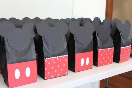 Sorpresitas de Mickey y Minnie - Imagui
