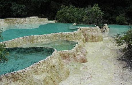 8 Wonderful Terraced Pools Around The World