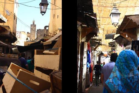 The Medina of Fez