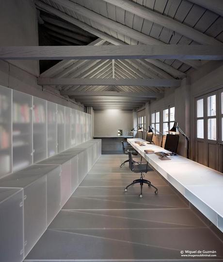 Casa del horizonte by jes s aparicio estudio de for Casa estudio arquitectura