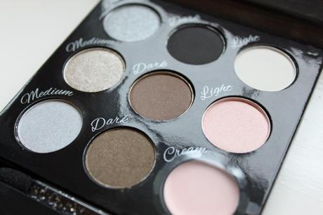 Review: Collection the smokey eye palette