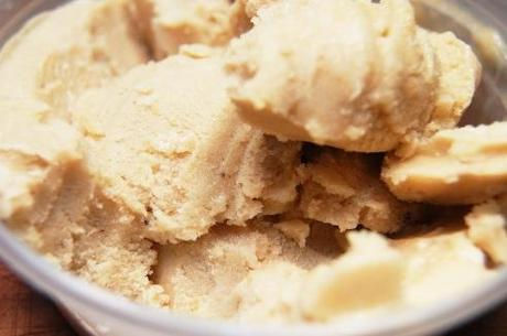 Peanut Butter and Nanner Ice Cream