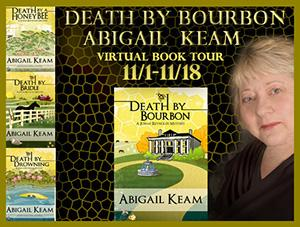 Spotlight: Death by Bourbon by Abigail Keam