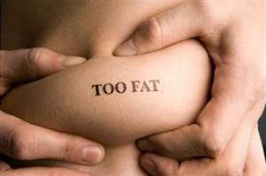Taboo Tuesday: Too Fat?