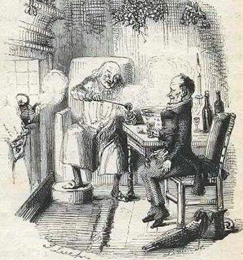 The Real Scrooge