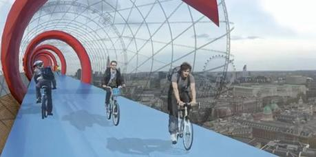 SkyCycle in London