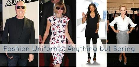 Fashion Uniforms: Anything but Boring