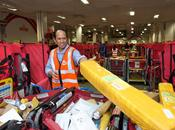 Royal Mail Opening Eight Dedicated Parcel Sort Centres Christmas Period
