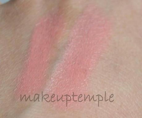 Swatches: MUA Lipstick Shade 15 Juicy Swatches