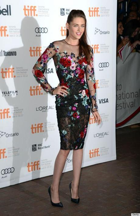 Kristen Stewart's Big Fashion Come-Back