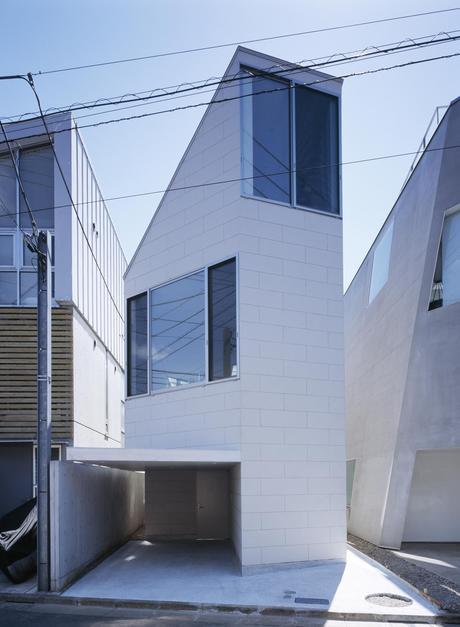 Matsubara House by Hiroyuki Ito + O.F.D.