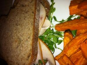 What's Cooking Wednesday: Gobble N' Seeds and Sweet Potato Fries