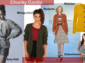 Fashion Frosty Mornings: Layering with Chunky Cardis