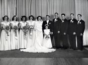 Vintage Wedding Photos 1948