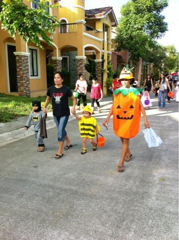 Valenza Crown Asia Halloween 2012