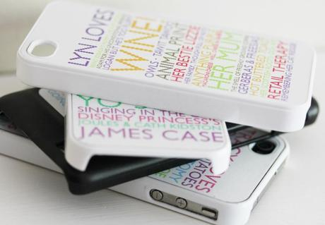 personalise iphone cases