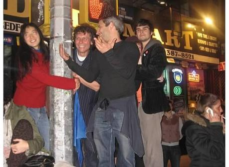 Dancin' in the Street.