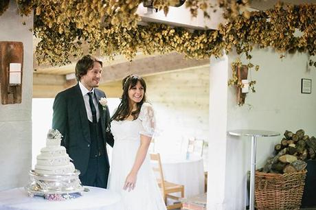 Gate Street Barn wedding by Sam Clayton (4)