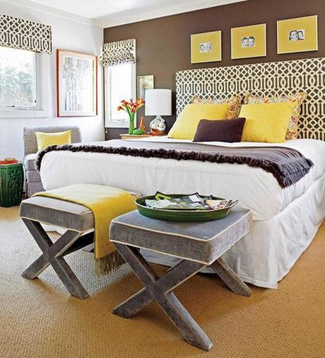 decor small room color3 Dark Colors in Small Spaces HomeSpirations