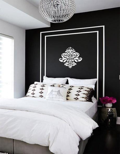 decor small room color15 Dark Colors in Small Spaces HomeSpirations