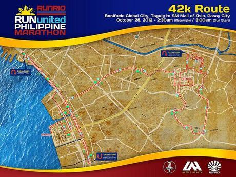 RUPM ROUTE MAP 42k updated road route