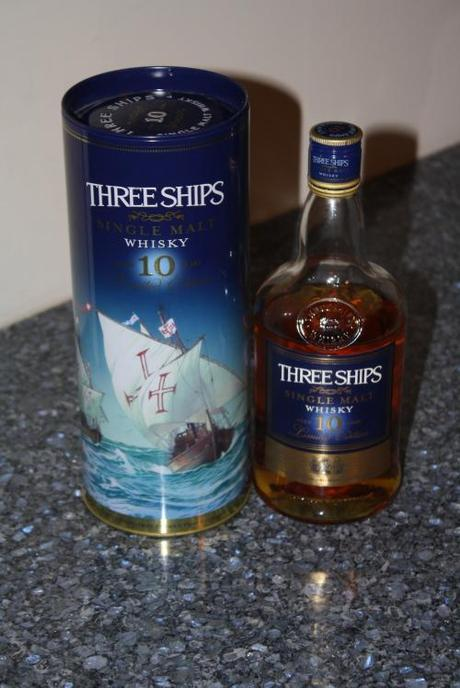 Whisky Review – Three Ships 10 Year Old