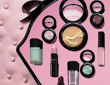 MAC Glamor Daze Collection 2012