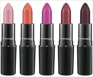 MAC Glamor Daze Collection 2012 -GlamorDaze_Lipsticks
