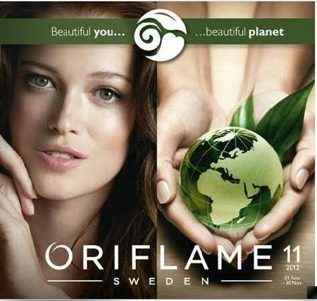Oriflame Indian November 2012 Catalogue