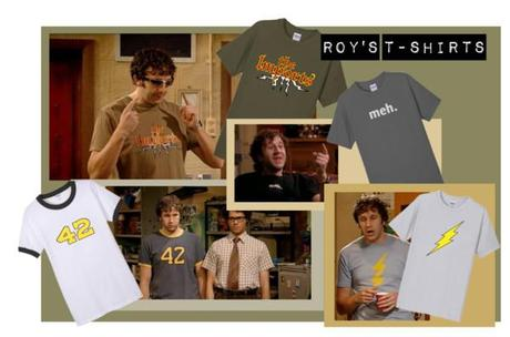 Roys T-Shirts (The IT Crowd)