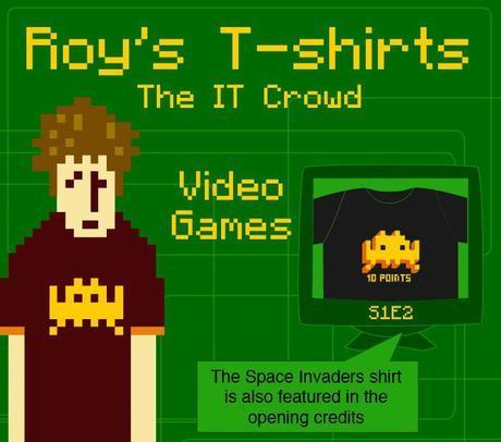 Fibers Own IT Crowd T-Shirts