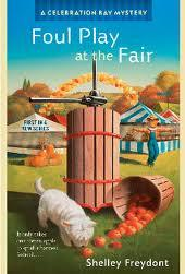 Review:  Foul Play at the Fair by Shelley Freydont