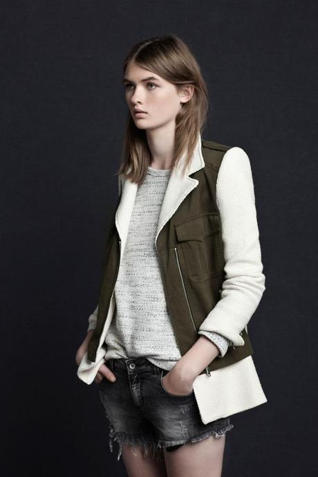 Zara TRF November Lookbook