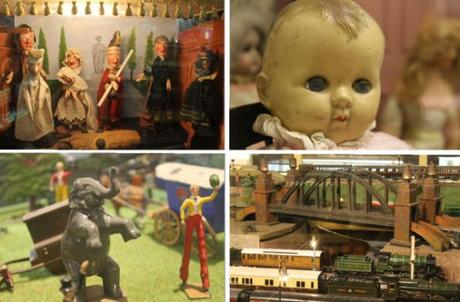 Brighton Toy and Model Museum, Brighton, England