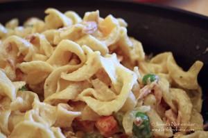 Stovetop Tuna Casserole Recipe