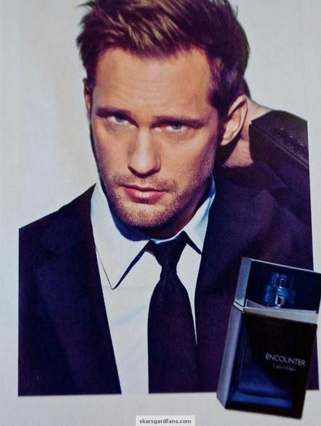 Newest Magazine Scans of Alexander Skarsgård