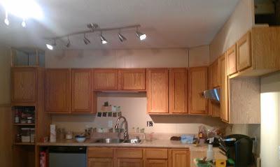 Kitchen and Bathroom Floors!