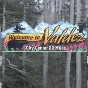 Welcome to Valdez Alaska