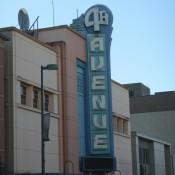 4th Avenue theater Anchorage Alaska