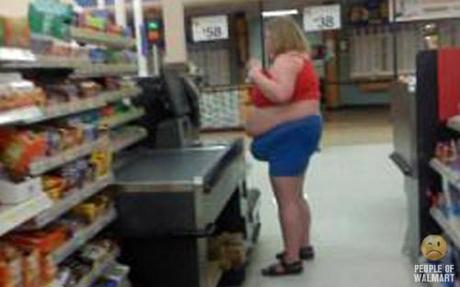People Of Walmart The I M So Sexy Edition Paperblog