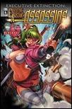EXECUTIVE ASSISTANT: ASSASSINS #8 Quintero Cover