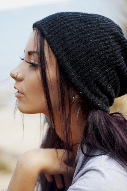 Fashion Friday--The Universal Beanie