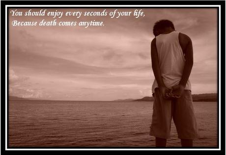 Never fear DEATH