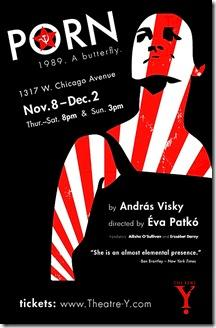 Porn by Andras Visky at Theatre Y Chicago